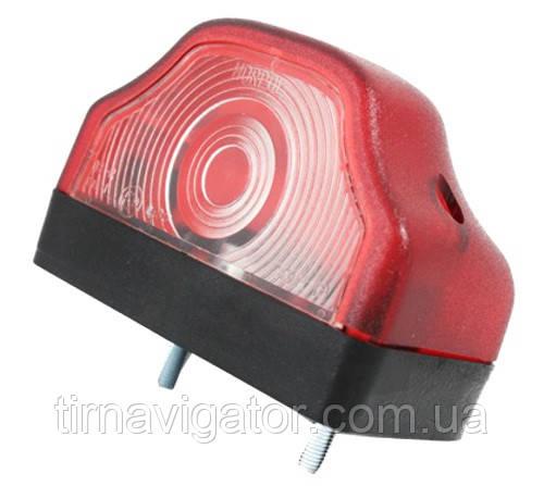 Подсветка номерного знака LT104 (красная)