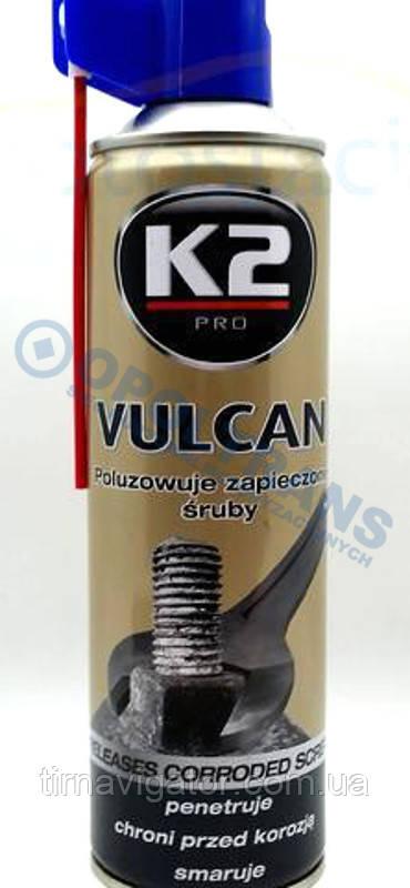 Смазка Vulcan K2 500мл.