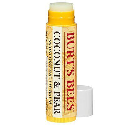 Бальзам для губ с кокосом и грушей Burt's Bees Lip Balm Coconut & Pear