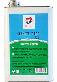 Холодильное масло Planetelf ACD 32/ 5 литр (синтетическое)