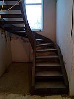 Изготовление лестниц на тетивах