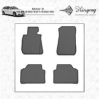 Автомобильные коврики Stingray BMW3 (E36) 1990-