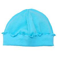 Хлопковая шапочка  для деток
