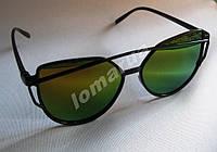 Женские солнцезащитные очки  хамелеон