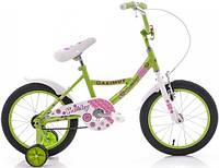 """Детский двухколесный велосипед  Азимут Kathy (Кетти) 16""""  дюймов"""