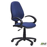 Кресло для персонала Поло 50, подлокотники АМФ 4/5 50/АМФ-5, Ткань Розана