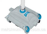 Автоматический подводный пылесос для бассейнов Intex 28001