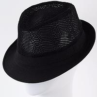 Шляпа челентанка под мужской стиль
