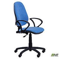 Кресло для персонала Поло 50, подлокотники АМФ 4/5 50/АМФ-4, Ткань Арис/Поинт/Квадро/Фортуна
