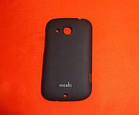 Чехол накладка HTC Desire C / A320e (moshi)