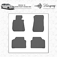 Автомобильные коврики Stingray BMW 3 (E90/E91/E92) 2005-