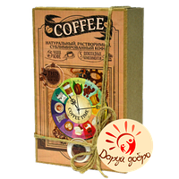 """Набор шоколадно-кофейный  """" Кофе COFFE TIME"""""""