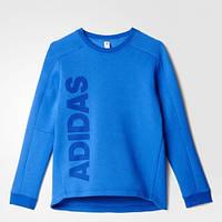 Детская толстовка adidas ID CREWNECK(АРТИКУЛ:AX6426)
