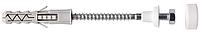 "Комплект для крепления унитаза BKMMX ""Wkret-Met"", 10x80 B (белый)"