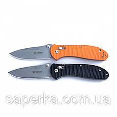 Нож Ganzo (оранжевый, черный) G7392P-OR, фото 3