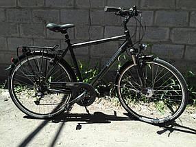 Алюминиевый велосипед, 28 дюймов Bergamonth