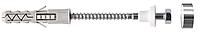 """Комплект для крепления унитаза BKMMX """"Wkret-Met"""", 10x80 S (серый)"""