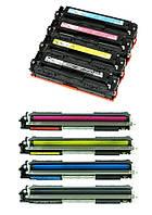 Заправка цветных лазерных принтеров HP