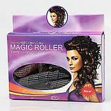 """Самонакручивающиеся бигуди """"Magic Roller Curler"""", 25 см, 18 шт, фото 3"""