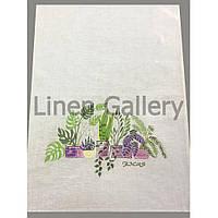 """Рушник колекція """"Домашні рослини"""" Фікуси (рушник 45*65 см.)"""