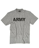 "Футболка ""ARMY"", grey"