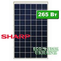 SHARP ND-RJ265 солнечная панель (батарея) поликристалл