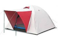 Палатка универсальная 3х местная с тентом и тамбуром