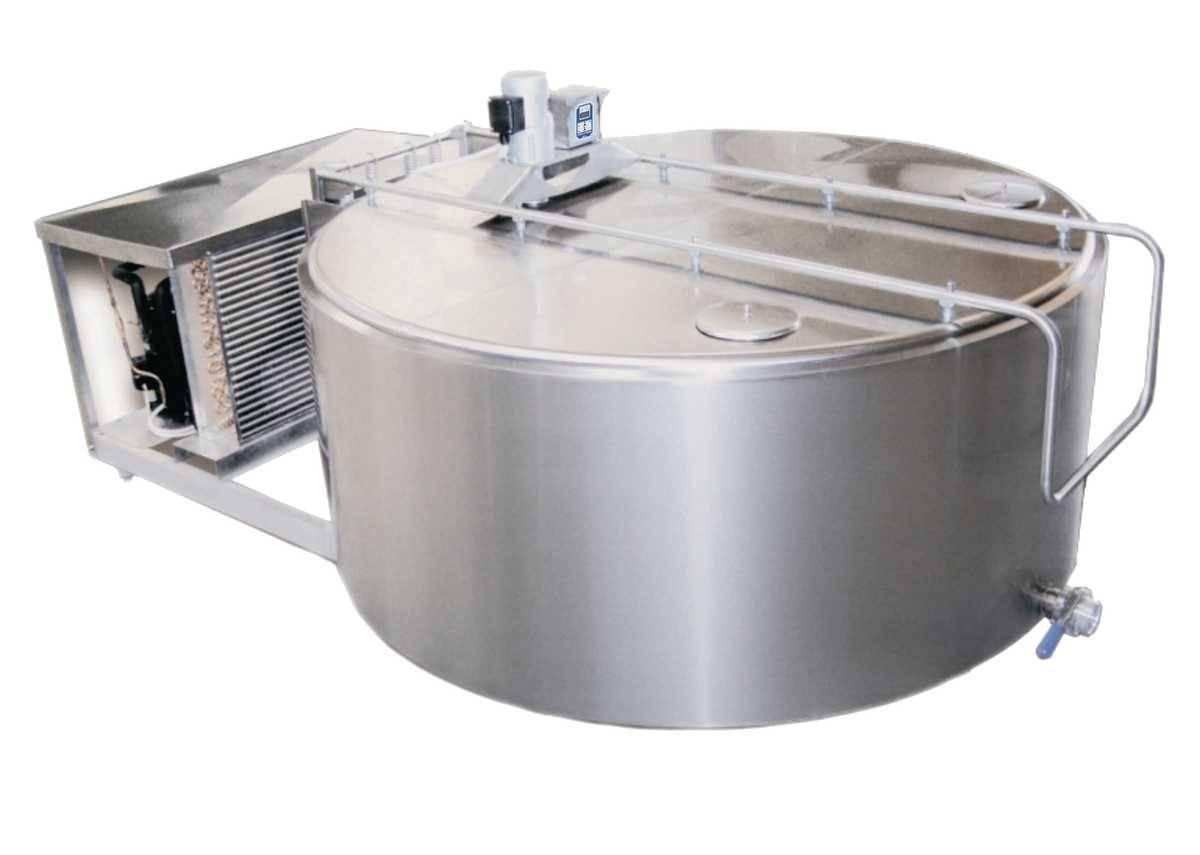 Оборудование для охлаждения молока 800 л - PROLISOK в Волынской области