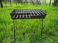 Складной мангал на 12 шампуров, фото 1