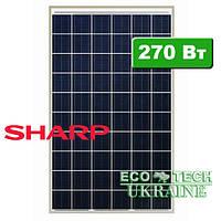 SHARP  ND-RJ270 солнечная панель (батарея) поликристалл, фото 1