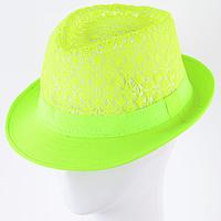 Женская шляпа челентанка под мужской стиль
