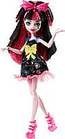 Кукла Монстер Хай Дракулаура Под напряжением Monster High Electrified Hair Raising  Draculaura Электризованные