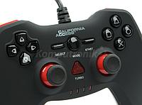 Джойстик игровой геймпад для ПК проводной CA StrikeBack Wire Falcon CA-1601