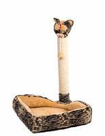Когтеточка Природа Кошка лежак