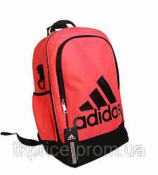 Универсальный рюкзак для школы и прогулок качественная реплика Adidas
