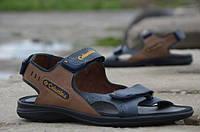 Мужские кожаные сандали Columbіa