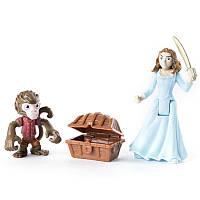 Набор из двух коллекционных фигурок (7,5 см): Карина и обезьянка Джек