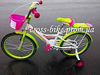 """Детский двухколесный  велосипед CROSSER Rider 16"""""""