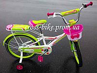 """Детский двухколесный  велосипед CROSSER Rider 18"""""""