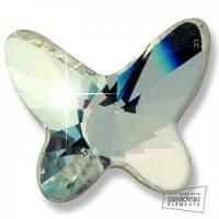 Серьги для ушей Biojoux BJ0780 Butterfly 8mm SWAROVSKI