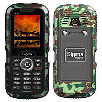 "Защищенный телефон Sigma mobile X-treame IT67 Dual Sim Khaki хаки IP67 (2SIM) 2"" 1,3 Мп оригинал Гарантия!"