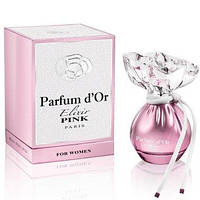 Парфюмированая вода для женщин Parfum D'or Elixir Pink 100 мл.