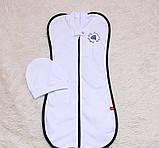 Пеленка кокон для новорожденных Brilliant , фото 3