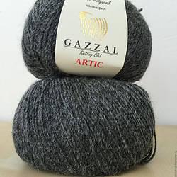 Gazzal Artic (Газзал Арктик) 48% шерсти 25% полиамид 27% полиарил