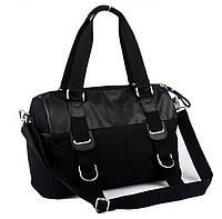 Спортивная или дорожная сумка. Черная
