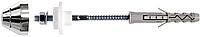 """Комплект для крепления писсуара BKMPX """"Wkret-Met"""", 12x120 S (серый)"""