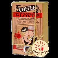 """Набор шоколадно-кофейный  """" Кофе For sweet love"""""""