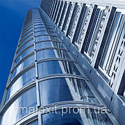 Виконаємо вентильований алюмінієвий фасад
