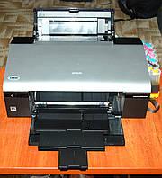 Epson Stylus Photo R290 с СНПЧ