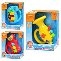 Детские музыкальные инструменты WinFun H 7504 NL  3 вида